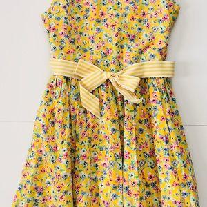Polo Ralph Lauren Girls' Floral Dress